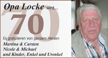 Zur Glückwunschseite von Opa Locke