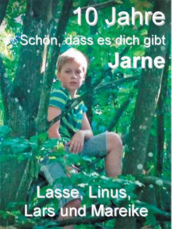 Zur Glückwunschseite von Jarne
